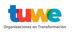 logo TUWE baja